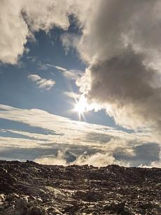 Tolbatschik Vulkan Lavafeld