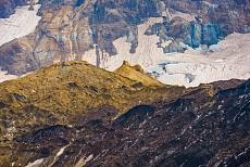 Aufstieg zum Mutnovsky Vulkan