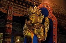 Ulaanbaatar Ulan-Bator Gandan-Kloster