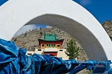 Tsetserleg Tempel Galdan Zuu