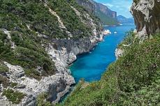 Gennargentu National Park Pedra Longa