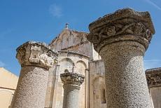 Basilika San Gavino, toskanischen Stil
