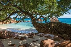 Praslin Anse Lazio Chevalier Bay