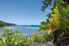Curieuse Marine Park Wanderung über die Insel