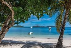 Praslin Island Cote d'Or Beach
