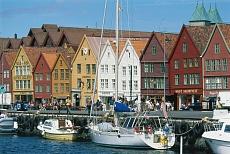 Hafenviertel Bryggen