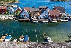 Schaerengebiet Dypva und Insel Lyngor