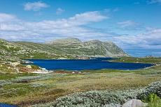 Landschaft um den Gaustatoppen