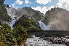 Wasserfall Odda