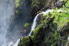 Eidfjord Wasserfall