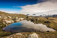 Jotunheimen-Nationalpark Sognefjellshytta