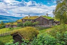 Lillehammer Maihaugen Open-Air Museum