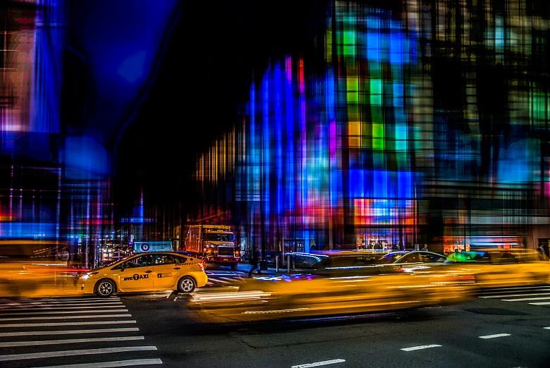 A city full of colors II