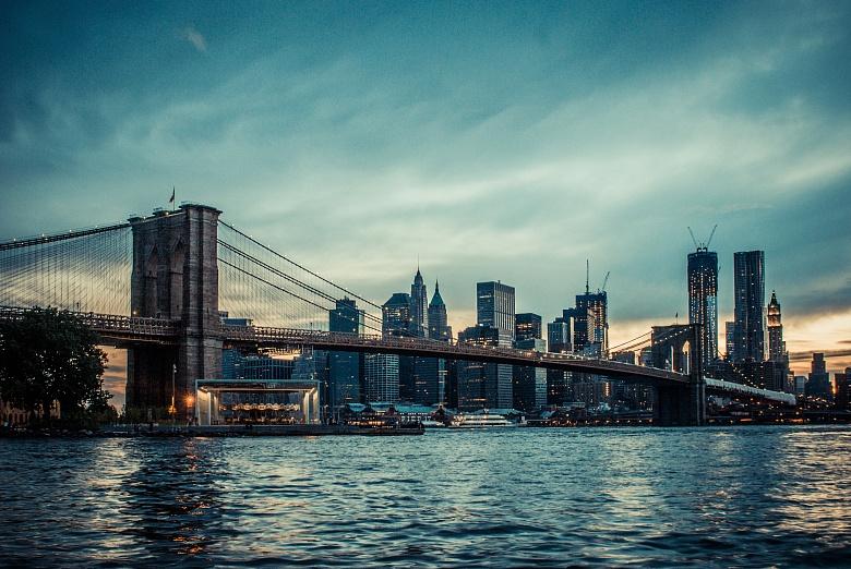 Brooklyn Bridge IV