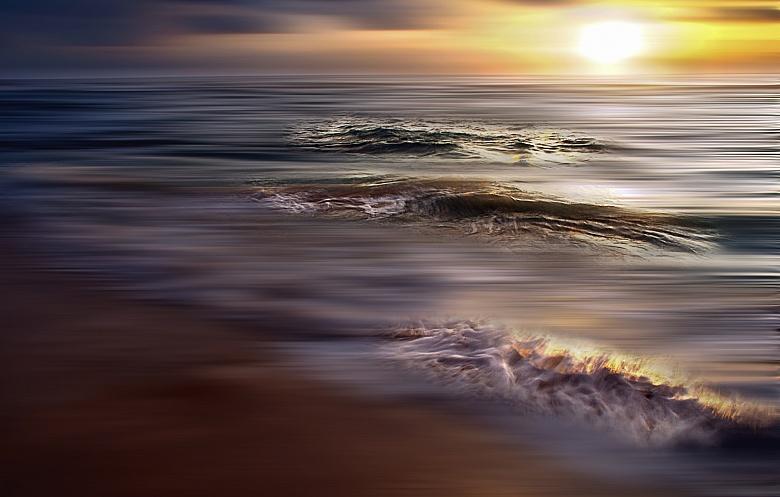 Caribbean sea brown