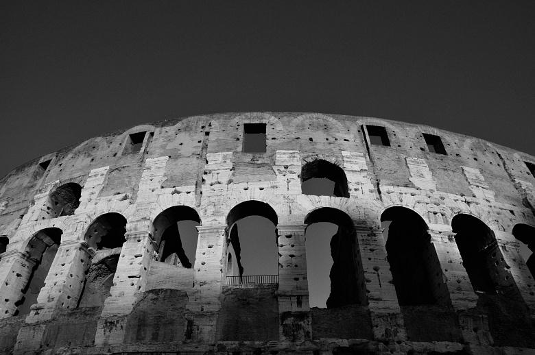 Koloseum in Rom