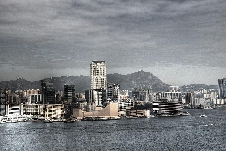 Skyline Kowloon