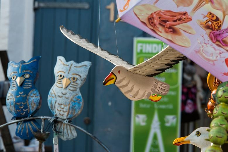 Souvenire - fotografiert an der nordfriesischen Festlandküste Husum