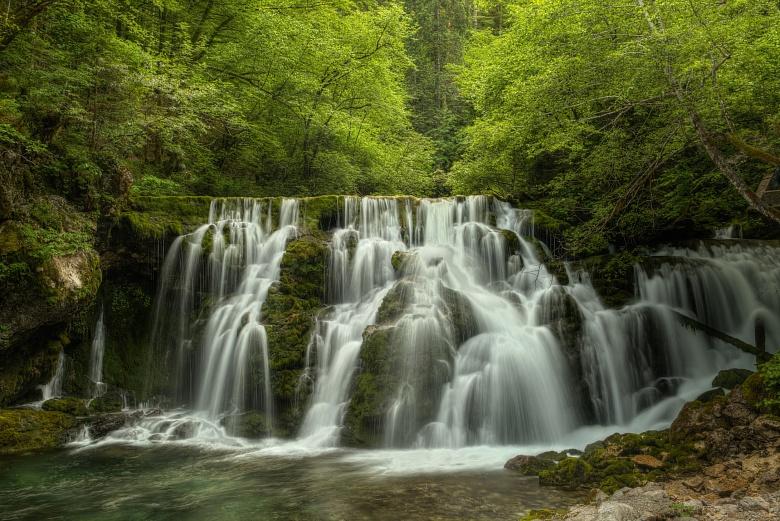 Wasserfall von Dagmar Schneider