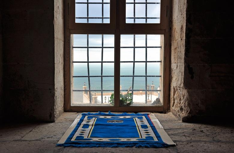 Beten gen Mekka von Dagmar Schneider