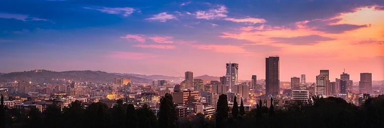Pretoria Cityscape