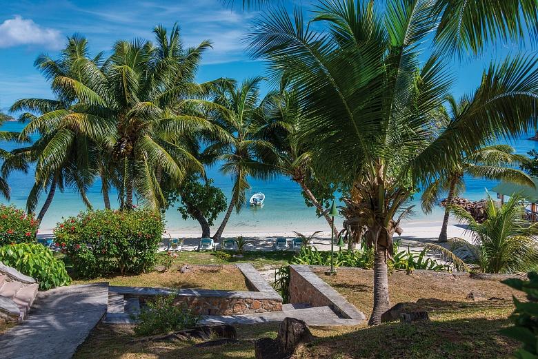 Praslin Island Cote d'Or Beach Hotel L'Archipel Hotel