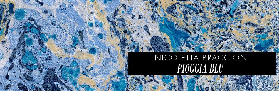 Designer_Tapeten-Nicoletta_Braccioni-Pioggia_blu