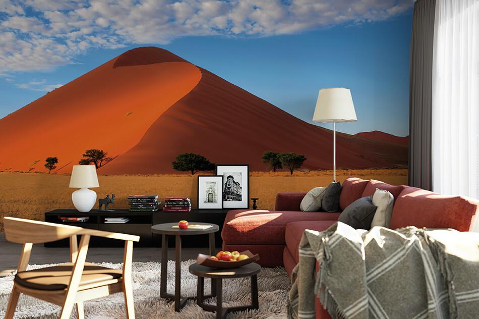 Fototapete - Sanddüne in Namibia - Christian Camenzind