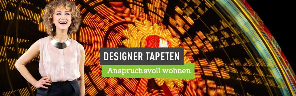 Jetzt Designer Tapeten ansehen!