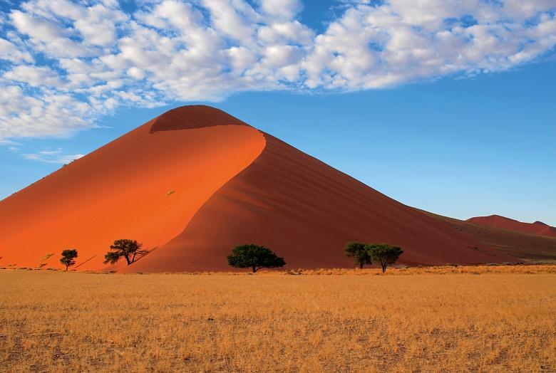 Sanddüne in Namibia