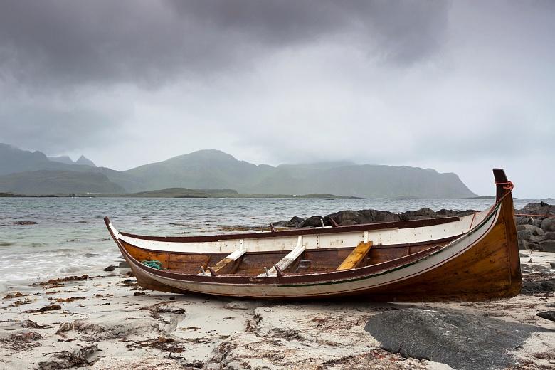 Lofoten Ruderboot
