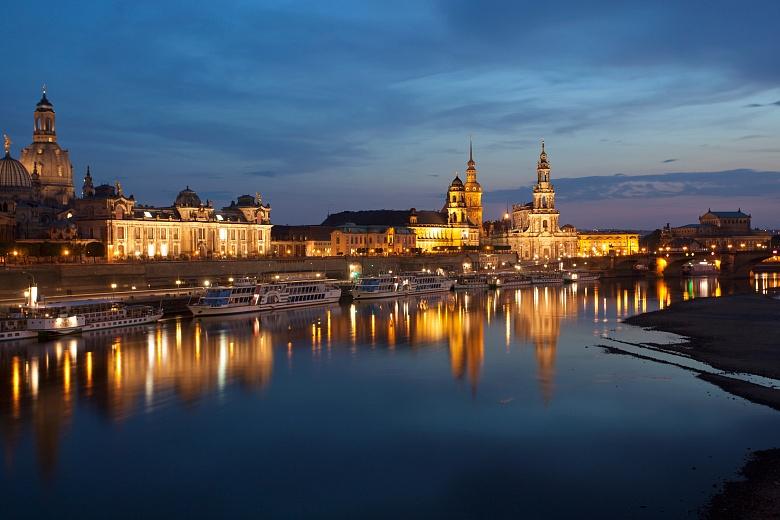Dresden an der Elbe II