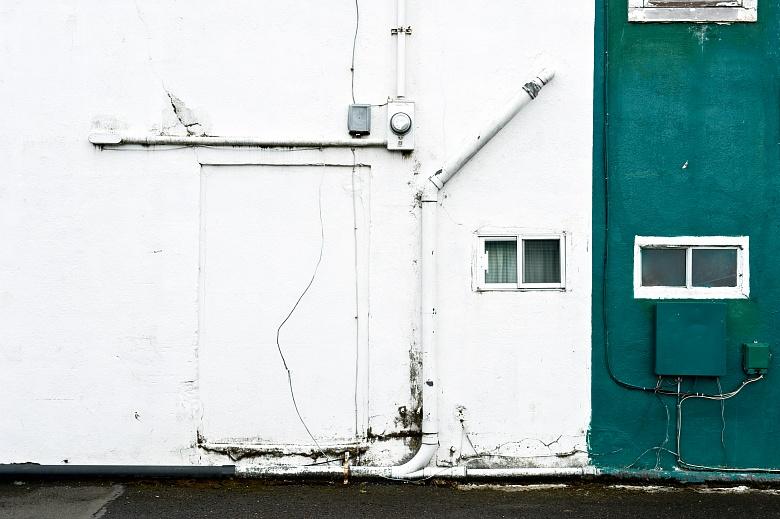 Tillamook Wall 1
