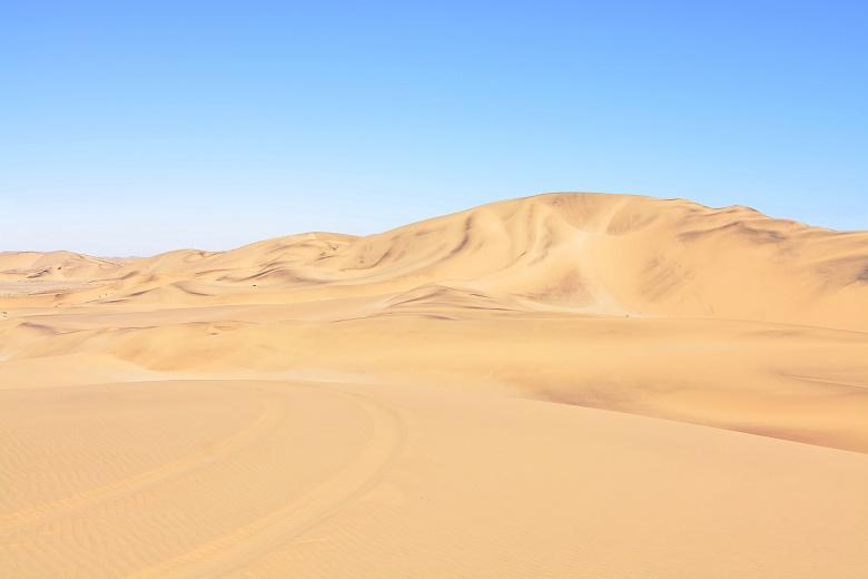 Dünen bei Swakopmund