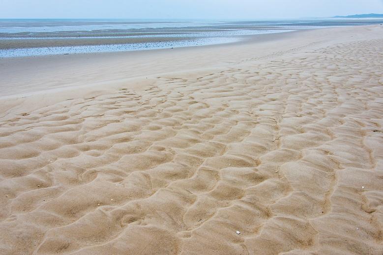 Wattenmeer und Rantumer Dünen in Sylt