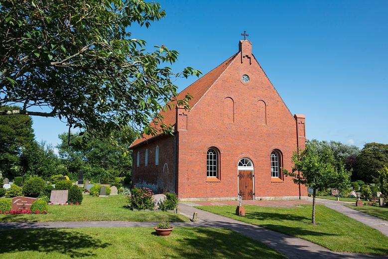 Kirche St. Nikolai zu Bordelum
