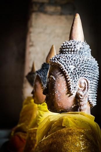 Buddha Soldiers