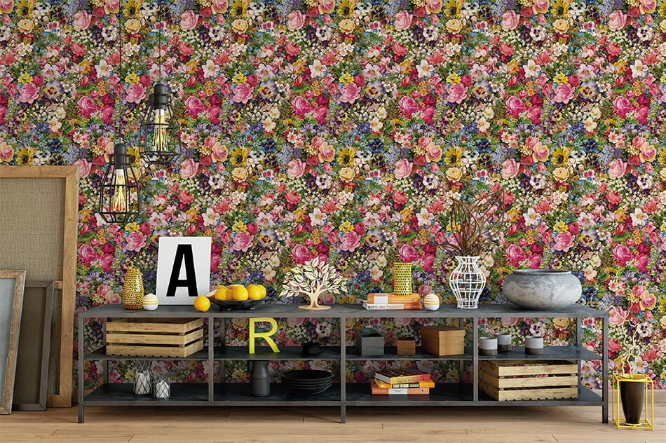 Designer Tapeten Barbara Behr - Muster - Muster 07 - Barbara Behr