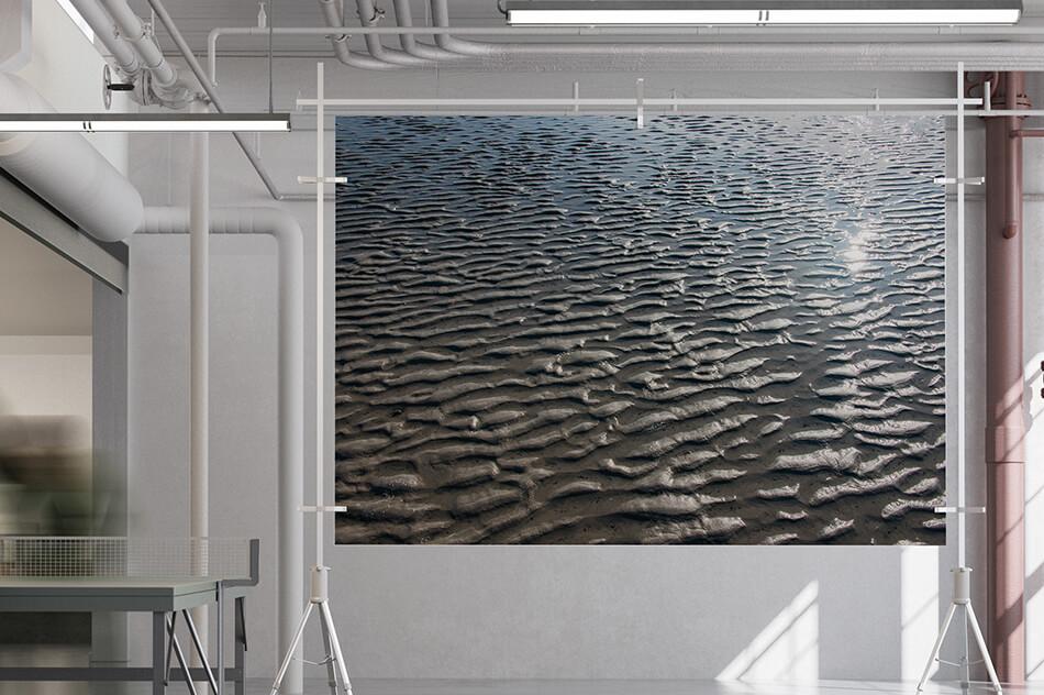 Fototapete - Sandrelief an der Amrumer Odde - Udo Bernhard